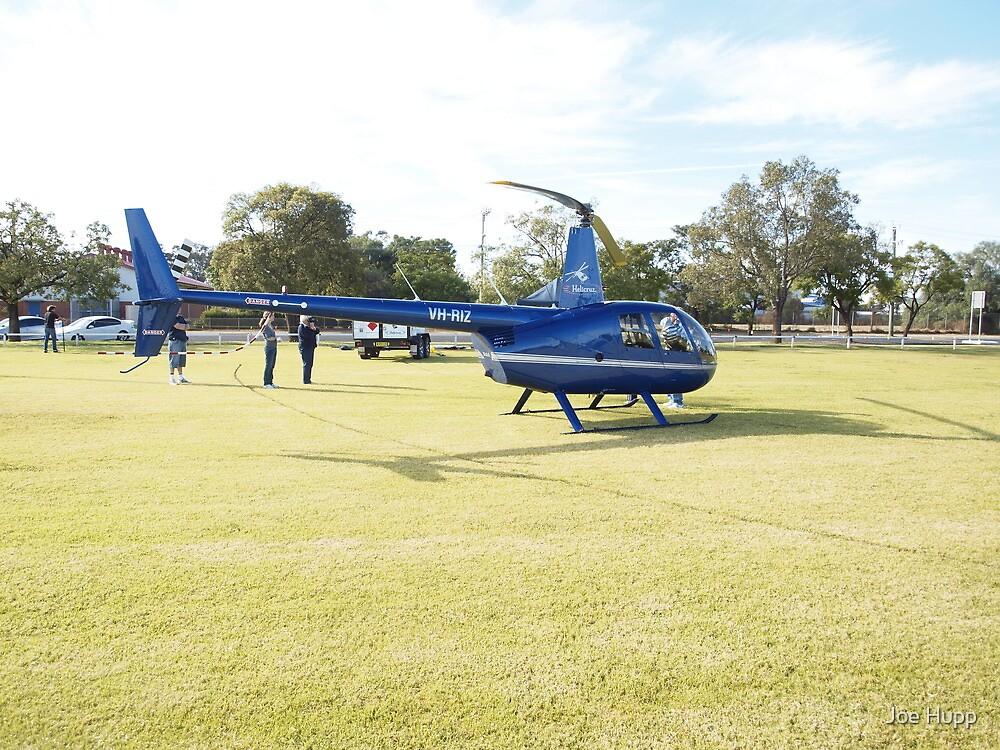 Robinson R44 Raven II, VH-RIZ by Joe Hupp