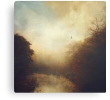 Mystic River Canvas Print