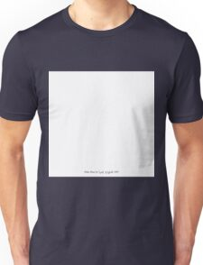 Polar Bear in a Snowstorm Unisex T-Shirt