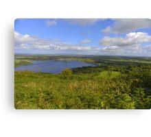 Lake Inchiquin - County Clare Ireland Canvas Print