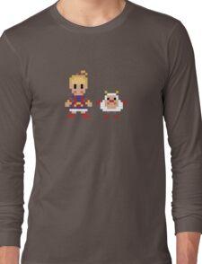 'Bow and Twink Long Sleeve T-Shirt