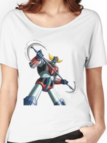 GOLDRAKE  Women's Relaxed Fit T-Shirt