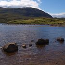Loch Assynt Shallows by kalaryder
