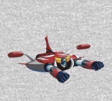 UFO ROBOT One Piece - Long Sleeve