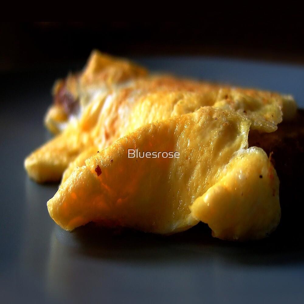 Simple breakfast by Bluesrose