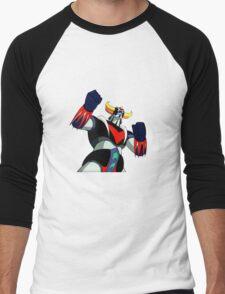 Goldrake UFO Robot Men's Baseball ¾ T-Shirt