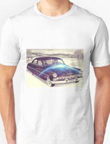 Mercury spaceship Unisex T-Shirt