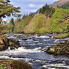 Falls Of Dochart, Killin, Scotland by Jim Wilson