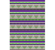 Nordic Pattern Photographic Print