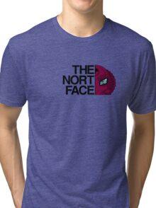 The Nort Face !!STAK!! Tri-blend T-Shirt
