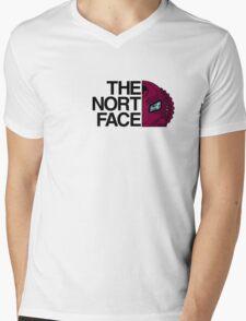 The Nort Face !!STAK!! Mens V-Neck T-Shirt