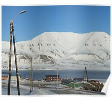 Longyearbyen Poster
