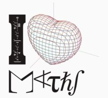 I (love) Maths by tudi