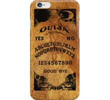 OUIJA iPhone Case/Skin