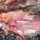 Pink river by Ida Jokela