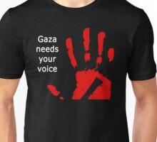 FREE GAZA STRIP PALESTINE Unisex T-Shirt