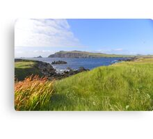 West Coast - Ireland Canvas Print