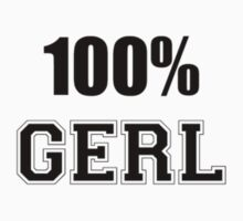 100 GERL Kids Clothes