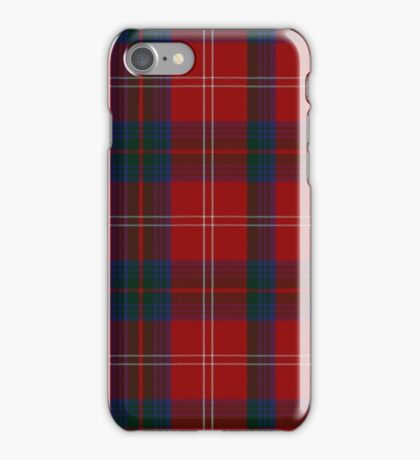 Chisolm of Strathglass iPhone Case/Skin