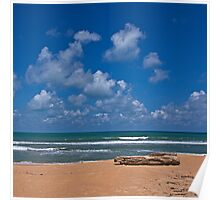 South China Sea Beach. Poster