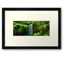 The Garden of Eden Framed Print