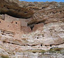 Arizona Cliff Dwelling by designingjudy