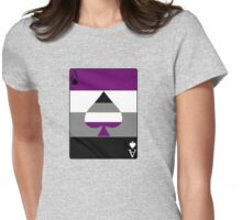Ace Card Womens Fitted T-Shirt