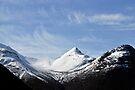 Briksdal Glacier, Olden, Norway by David Carton