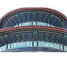 Temple of Heaven Beijing Photographic Print