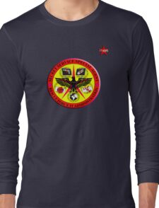 I.T HERO - 007 Long Sleeve T-Shirt