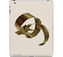 Glimmer of gold iPad Case/Skin