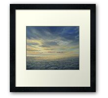 In the Footsteps of Icarus Framed Print
