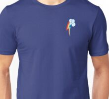 My little Pony - Rainbow Dash Cutie Mark V2 Unisex T-Shirt