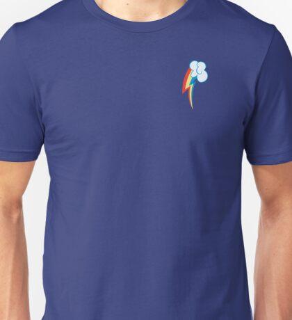 My little Pony - Rainbow Dash Cutie Mark V2 Unisex T-Shirt