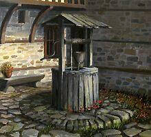 Fountain of Life by kirilart