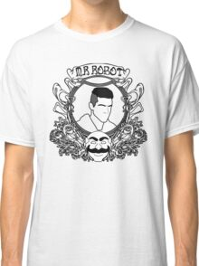mr robot - art noveau Classic T-Shirt