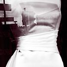 Traffic Lights Reflected on Dress by melmoth
