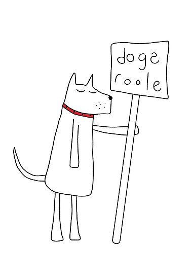 Dogs Roole by Nic Squirrell