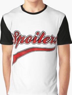 Spoilers Graphic T-Shirt
