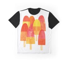 Ice Lollies Graphic T-Shirt