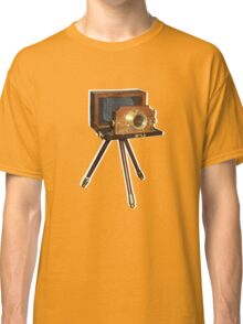 old camera t-shirt Classic T-Shirt