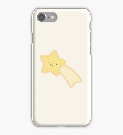 Happy Holidays - Shooting Star iPhone Case/Skin