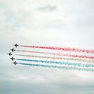 red arrows by catastrophicjue