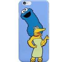Marge Sesame iPhone Case/Skin