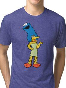 Marge Sesame Tri-blend T-Shirt