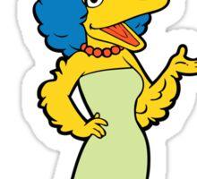 Marge Sesame Sticker