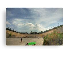 Panathinaiko Stadium Metal Print