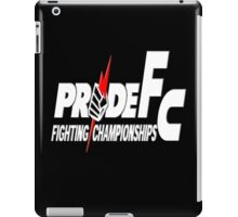 Pride Fighting Championships Japanese Mixed Martial Arts Pride UFC MMA iPad Case/Skin