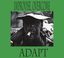 Improvise,overcome,Adapt T-Shirt