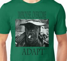 Improvise,overcome,Adapt Unisex T-Shirt